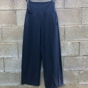LULULEMON Yoga Athletic Soft Flare Pants Blue SZ8